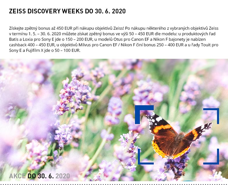 ZEISS DISCOVERY WEEKS