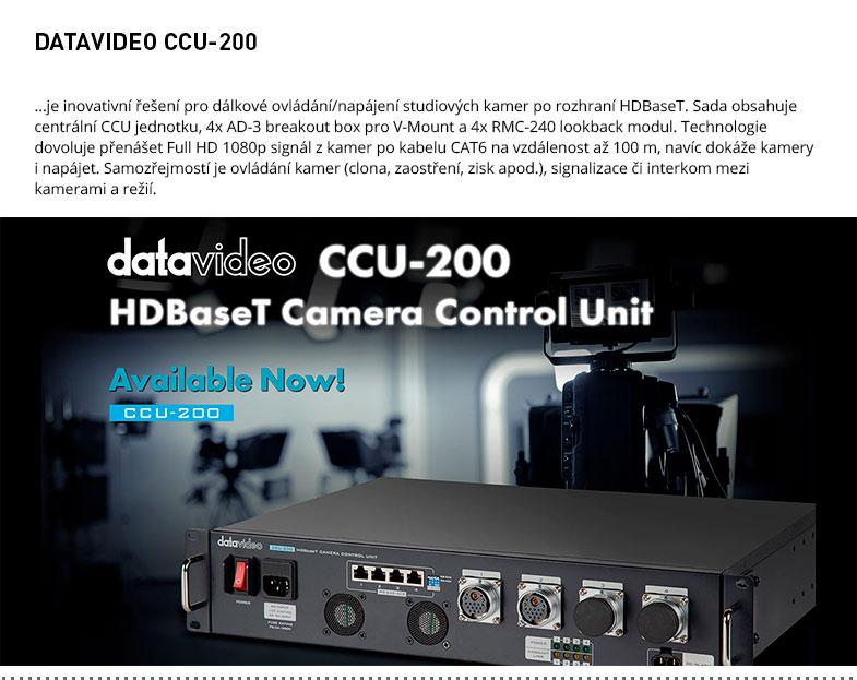 DATAVIDEO CCU-200