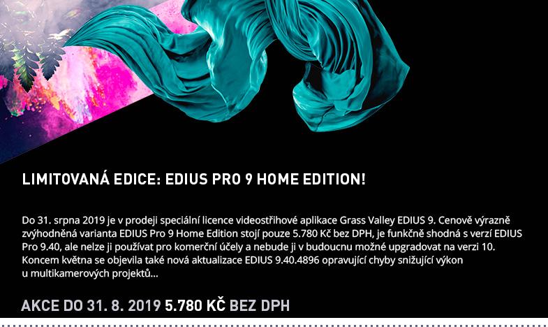 EDIUS PRO 9 HOME EDITION