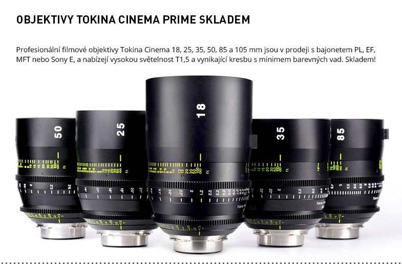 TOKINA CINEMA PRIME