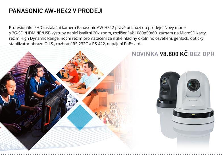 PANASONIC AW-HE42