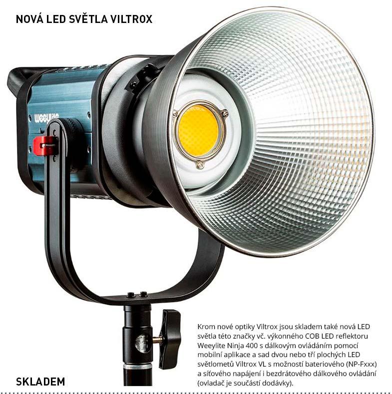 NOVA LED SVETLA VILTROX
