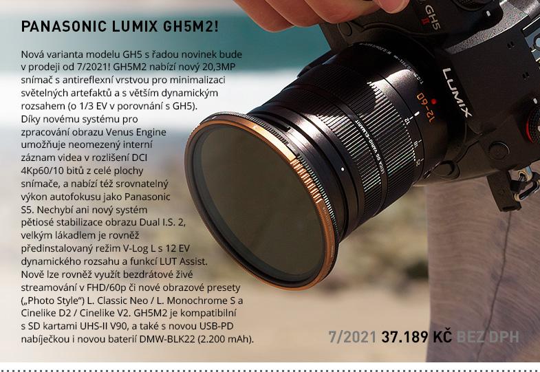 PANASONIC LUMIX GH5M2!