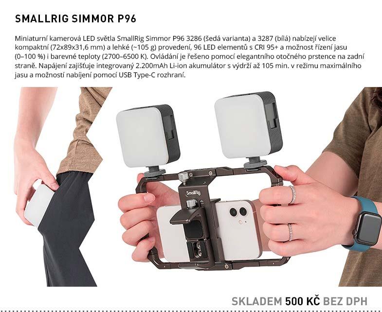 SMALLRIG SIMMOR P96
