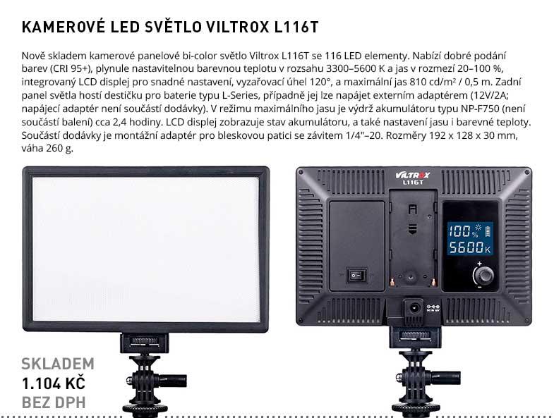 VILTROX L116T