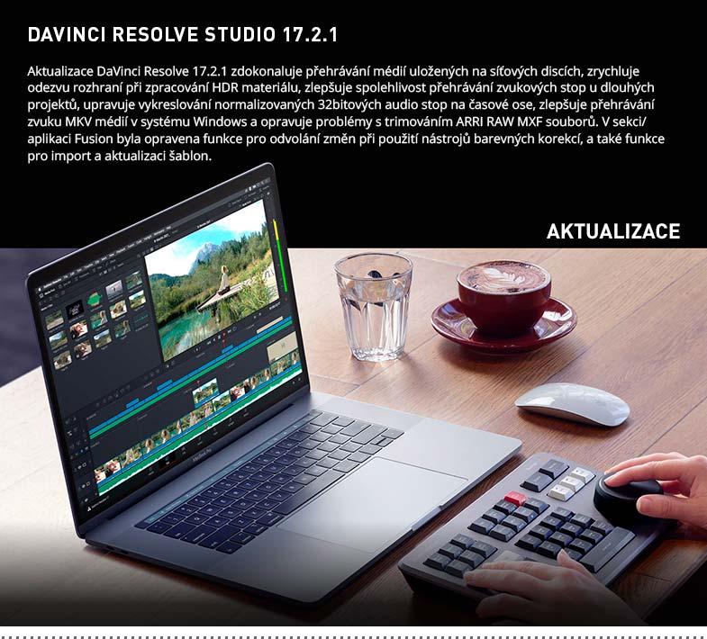 DAVINCI RESOLVE STUDIO 17.2.1