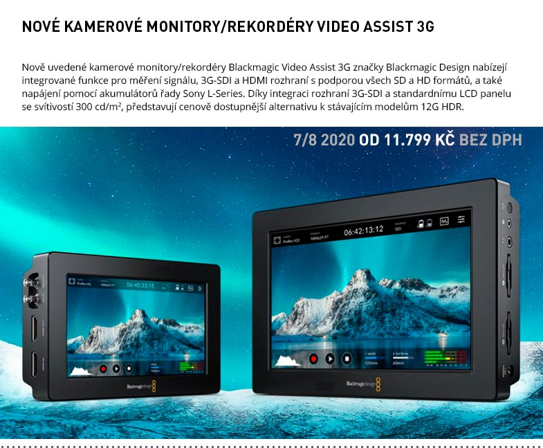 VIDEO ASSIST 3G