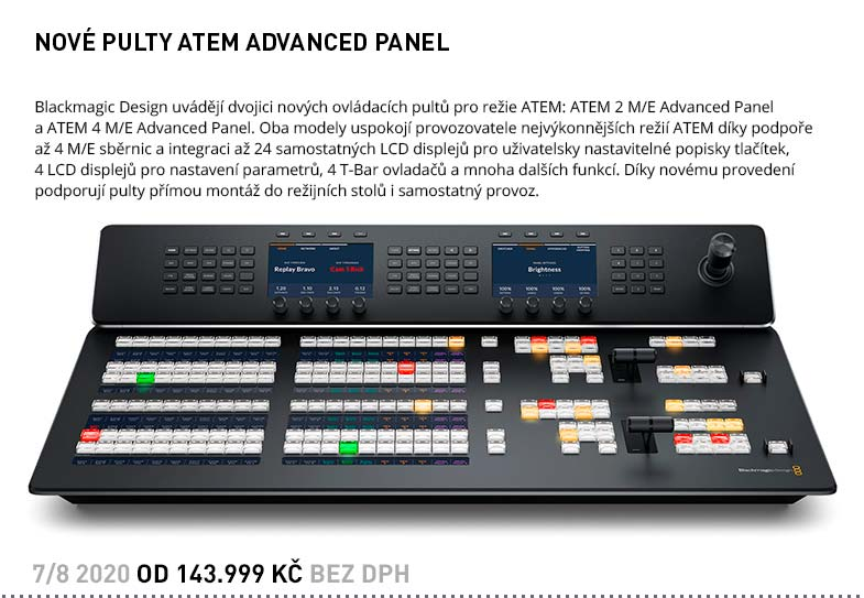 ATEM ADVANCED PANEL