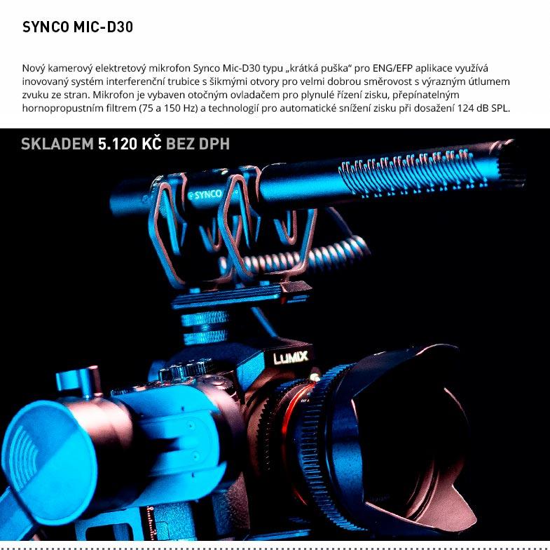 SYNCO MIC-D30