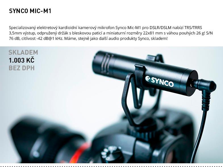 SYNCO MIC-M1