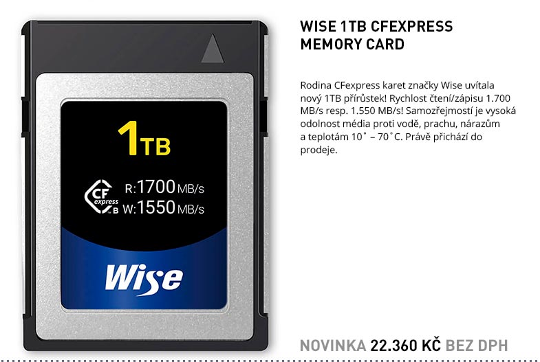 WISE 1TB CFEXPRESS