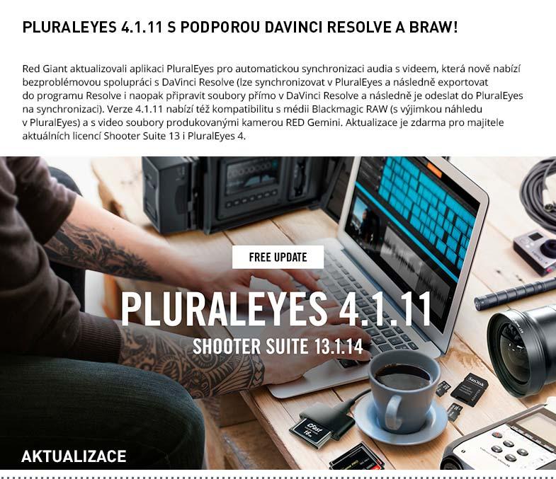 PLURALEYES 4.1.11