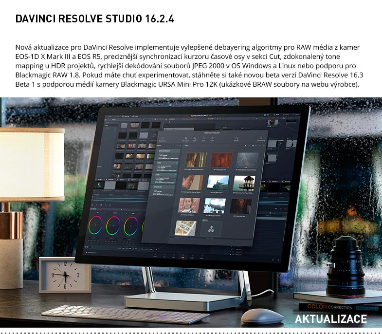 DAVINCI RESOLVE STUDIO 16.2.4