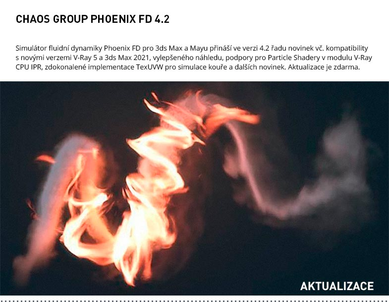 CHAOS GROUP PHOENIX FD 4.2