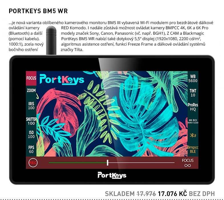 PORTKEYS BM5 WR