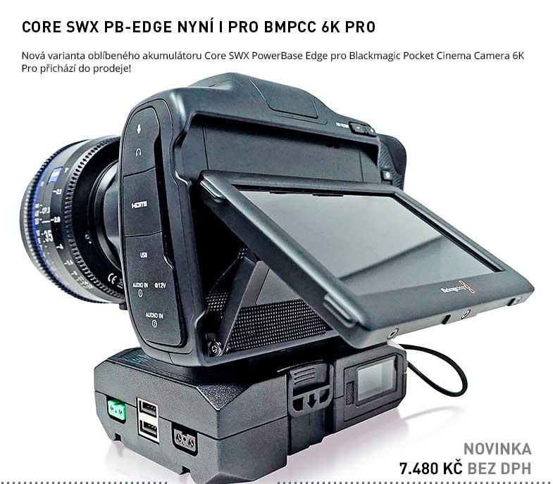 CORE SWX PB-EDGE BMPCC6K PRO