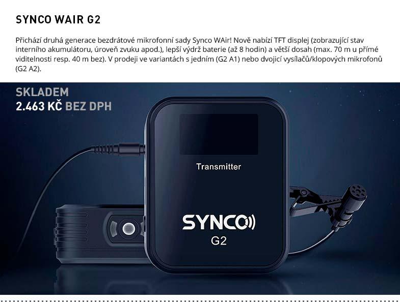 SYNCO WAIR G2