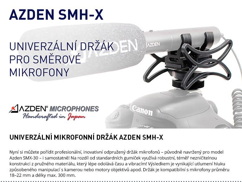 AZDEN SMH-X