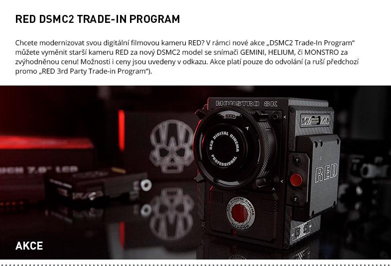 RED DSMC2 TRADE-IN PROGRAM