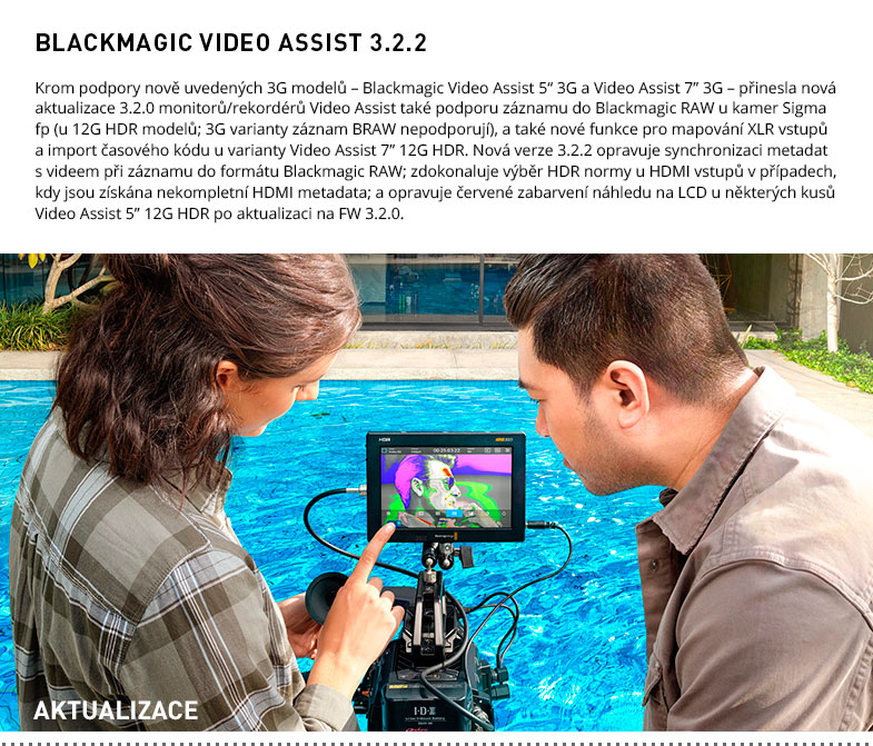 BLACKMAGIC VIDEO ASSIST 3.2.2