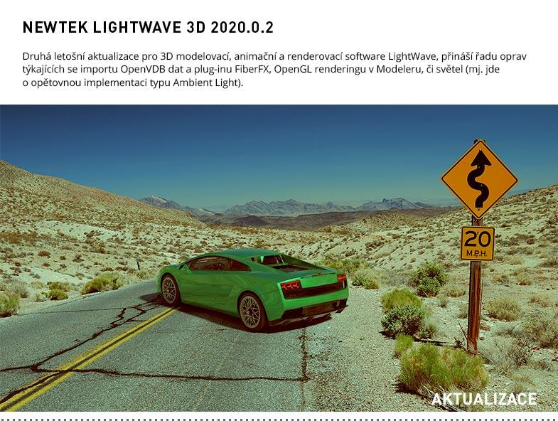 NEWTEK LIGHTWAVE 3D 2020.0.2