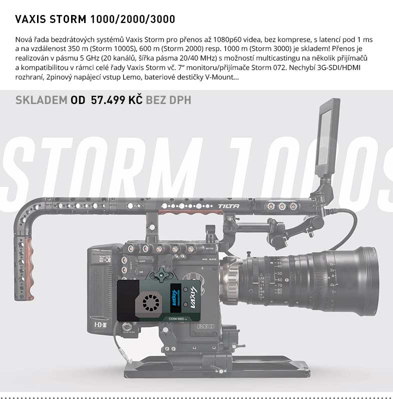 VAXIS STORM