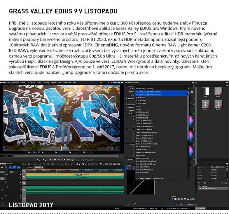 Grass Valley EDIUS 9