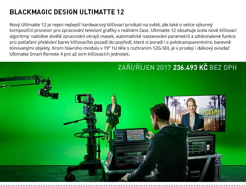 Blackmagic Design Ultimatte 12