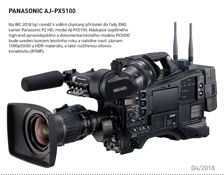 PANASONIC AJ-PX5100