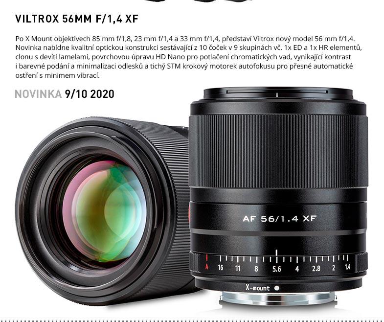 VILTROX 56MM F14 XF