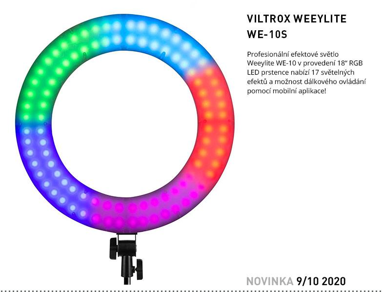 VILTROX WEEYLITE WE-10S