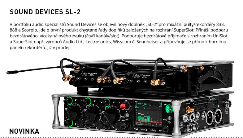 SOUND DEVICES SL2