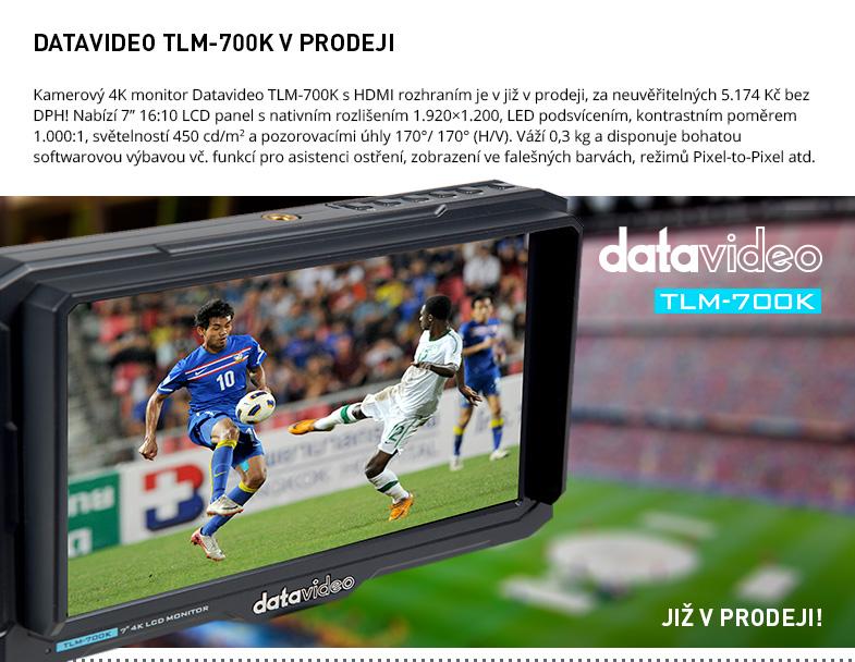 DATAVIDEO TLM-700K V PRODEJI