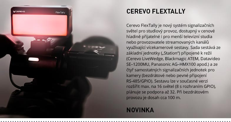 CEREVO FLEXTALLY