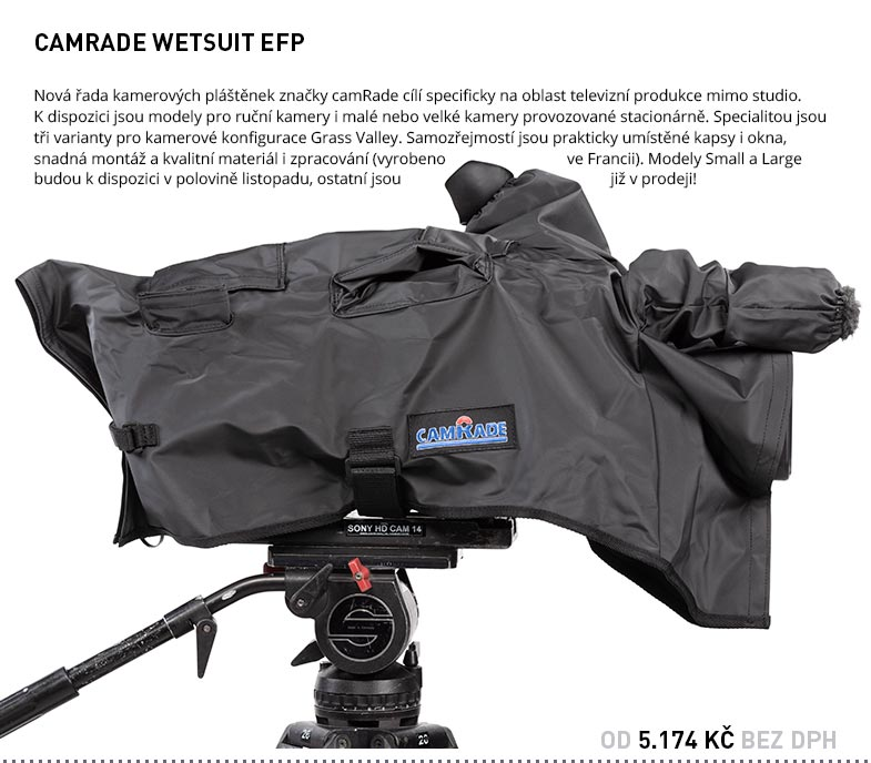CAMRADE WETSUIT EFP