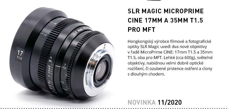 SLR MAGIC MICROPRIME CINE