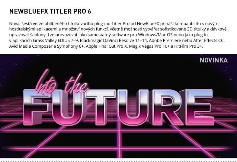 NewBlueFX Titler Pro 6
