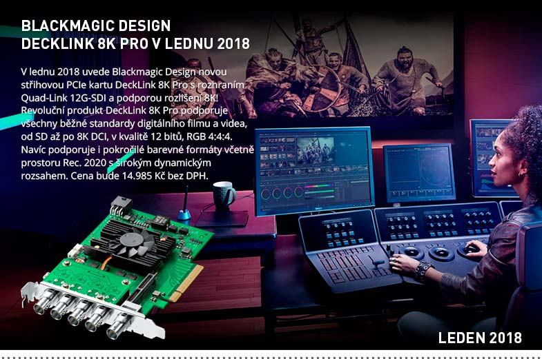 Blackmagic Design DeckLink Pro 8K