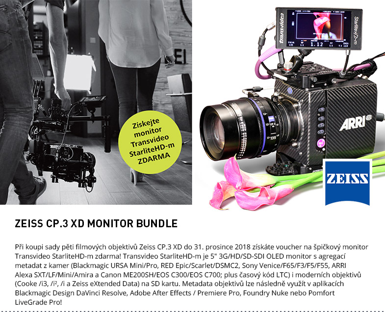 ZEISS CP.3 XD MONITOR BUNDLE