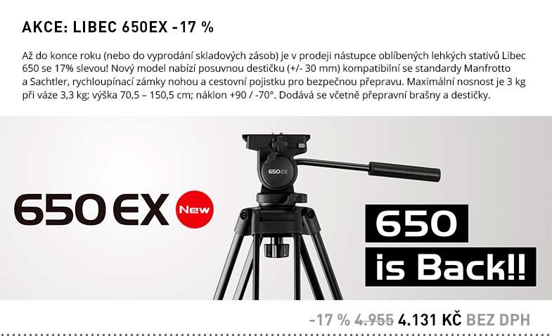 AKCE LIBEC 650EX