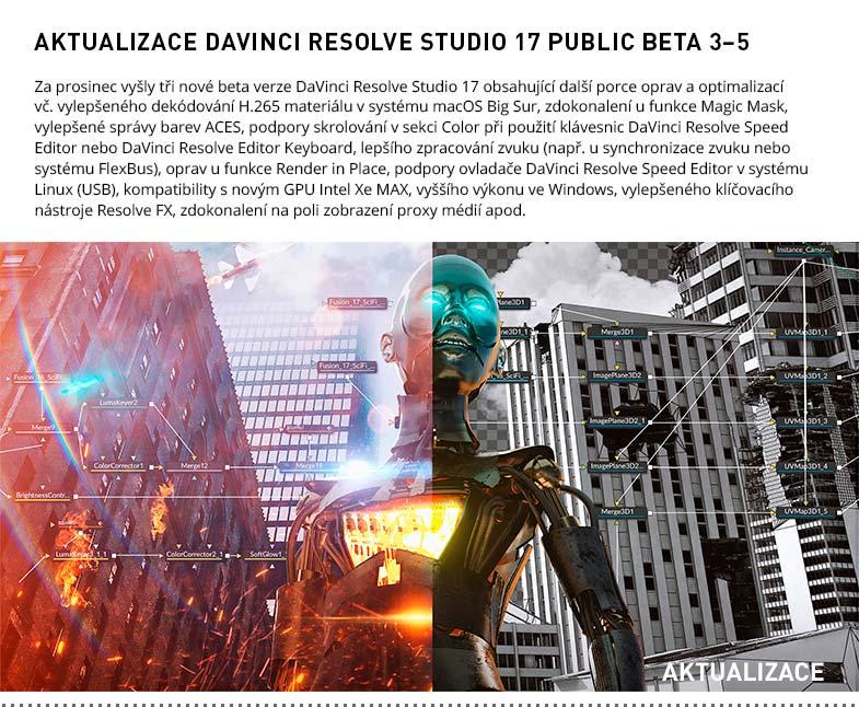 DAVINCI RESOLVE STUDIO 17 BETA